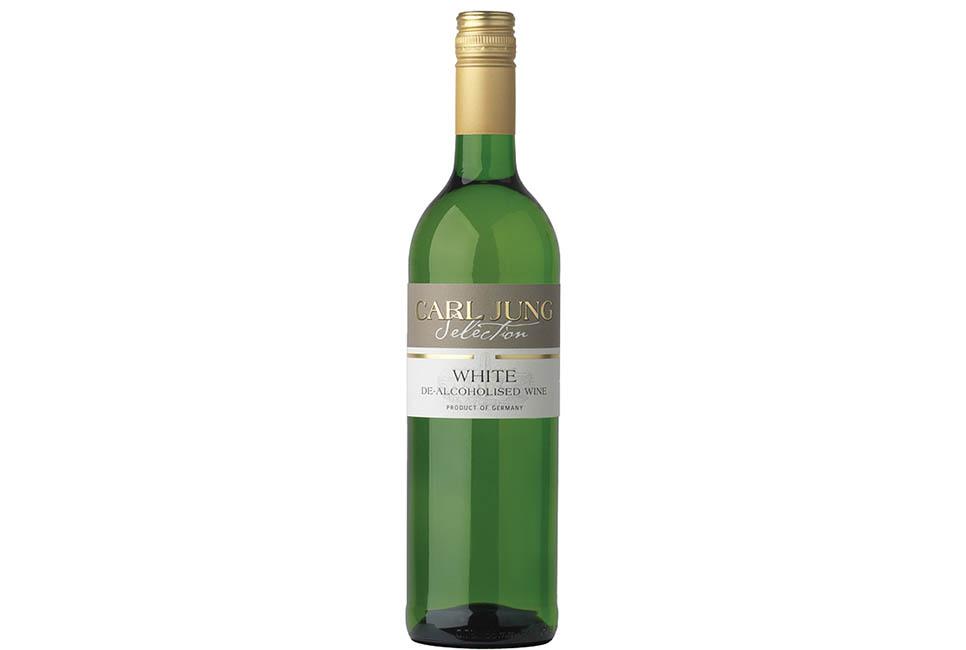 Белое безалкогольное вино многосортовое Германия