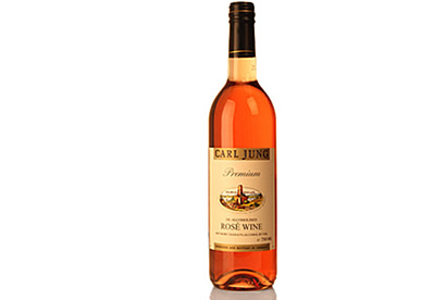 Безалкогольное вино Carl Jung Rosé тихое розовое 0,75