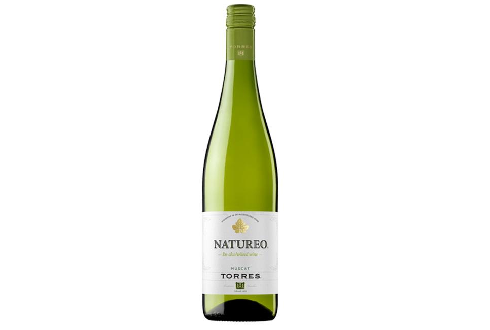 Безалкогольное вино Torres Natureo тихое белое