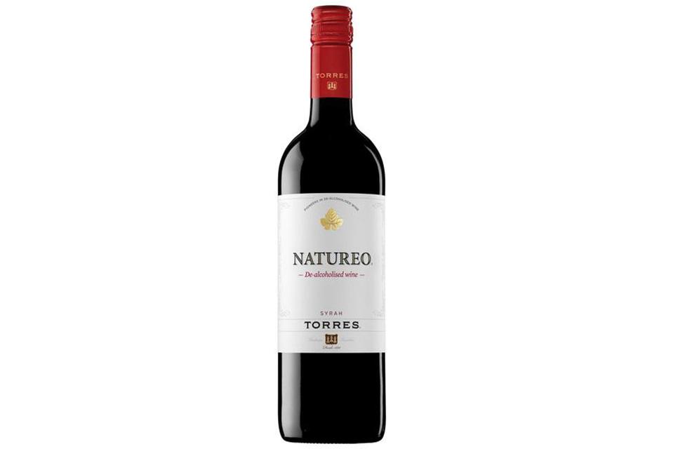 Красное безалкогольное вино Торрес Натурео сухое (Torres Natureo Tinto) сухое Испания