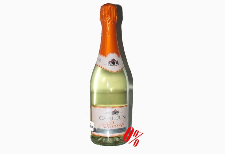 Безалкогольное персиковое шампанское Карл Юнг Carl Jung Peach