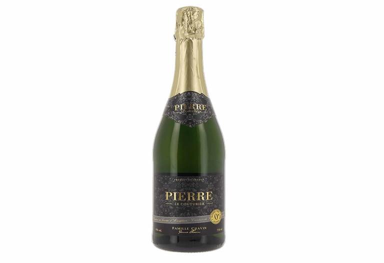 Безалкогольное шампанское Пьер Pierre Франция белое полусладкое