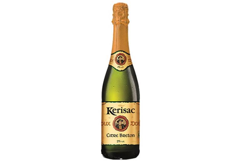 Французский сидр сладкий 2,0% Kerisac Doux