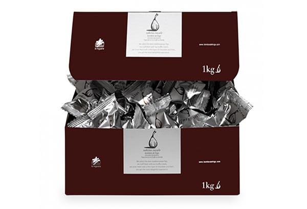 Инжир в шоколаде Rabitos Royale 1 кг купить Испания