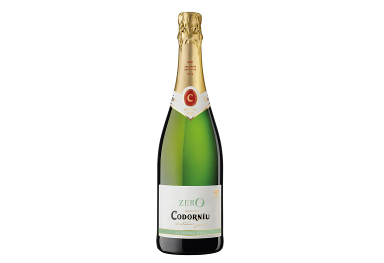Безалкогольное шампанское Кодорнью Зеро (Codorníu Zero) Испания