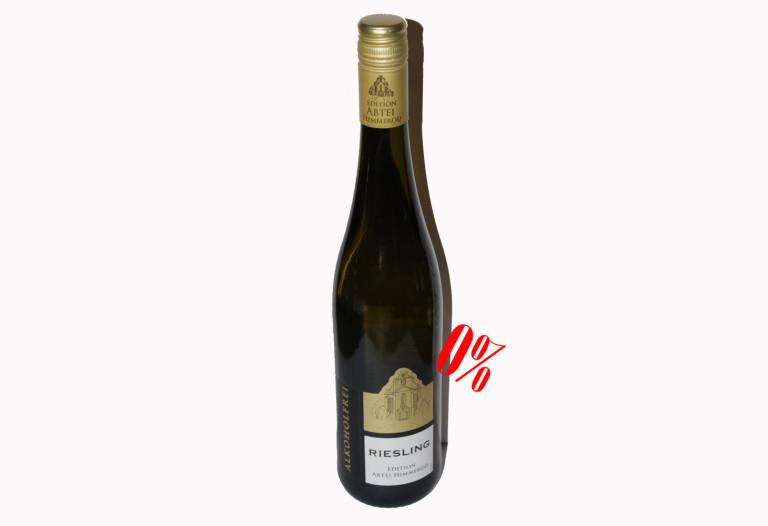 Купить безалкогольное вино Рислинг (Riesling) Германия полусухое