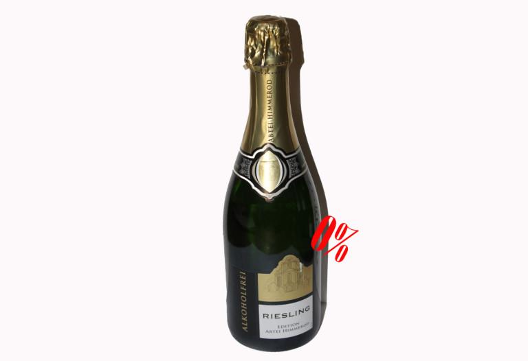 Купить Безалкогольное шампанское Рислинг Riesling Abtei Himmrod полусухое белое