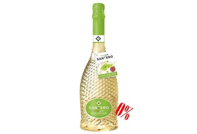 Купить безалкогольное шампанское VIN UP ANALCOLIC из Италии от компании Santero