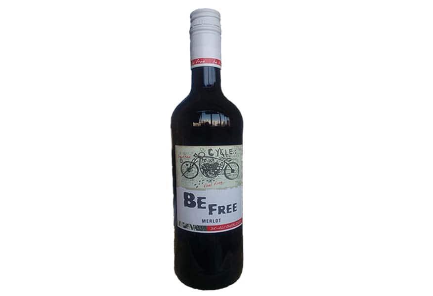 Купить Красное безалкогольное вино Merlot Be Free Peter Mertes полусладкое