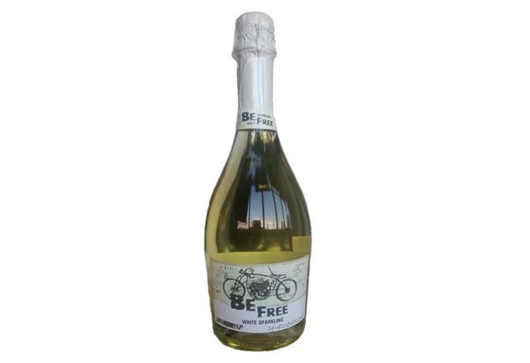 Купить Белое безалкогольное шампанское Be Free Peter Mertes