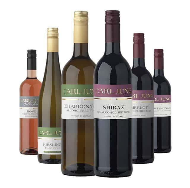 Carl Jung обновил линейку и добавил 7 новых безалкогольных вин